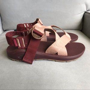 NWB Chaco Mega Z Cloud sandals - Tuscany 9